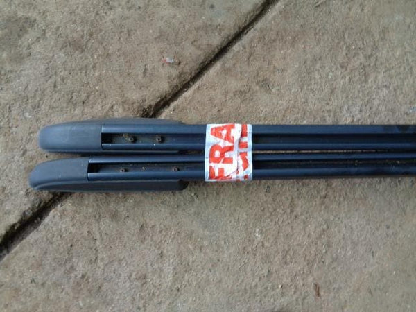 KIA SORENTO ROOF RAILS PAIR OF 2002 - 2009 #26108