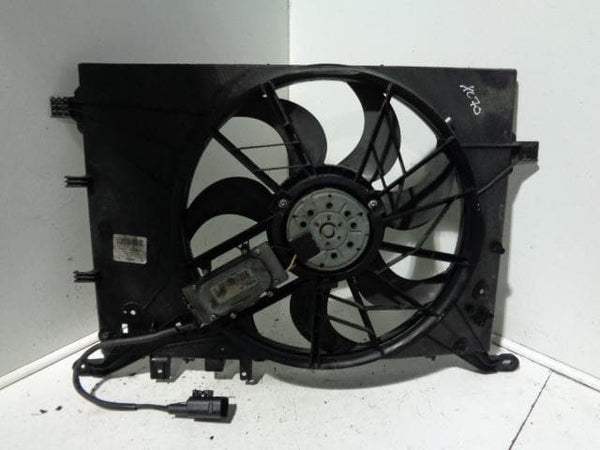 2003 - 2007 VOLVO XC70 2.4 D5 RADIATOR COOLING FAN