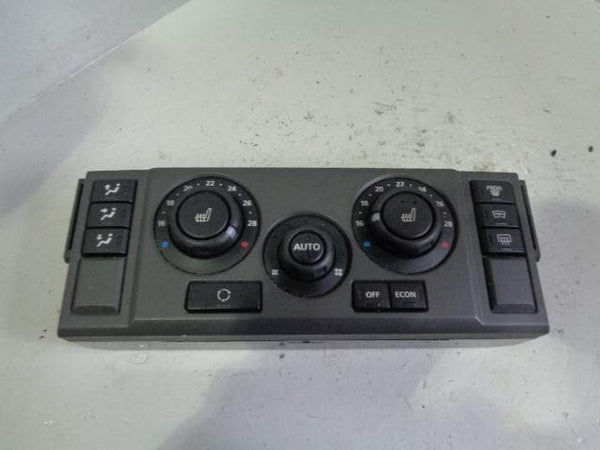 Range Rover Sport Heater Control Panel JFC000657WUX 2005 to 2009