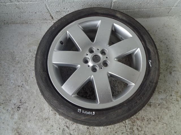 "Range Rover L322 Alloy Wheel & Tyre 20"" Spare Single 255/45R20 K03099S"
