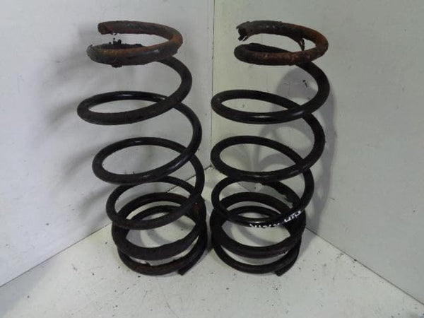Kia Sorento Coil Springs Rear Suspension Pair of 2.5 CRDi 2003 - 2009 #26108