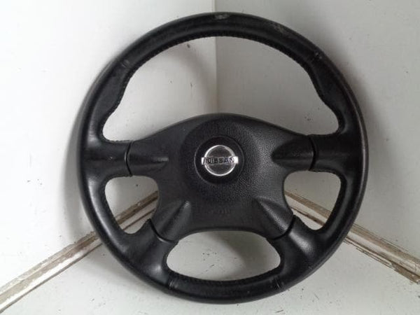2001- 2007 NISSAN X-TRAIL T30 SVE LEATHER STEERING WHEEL #2308