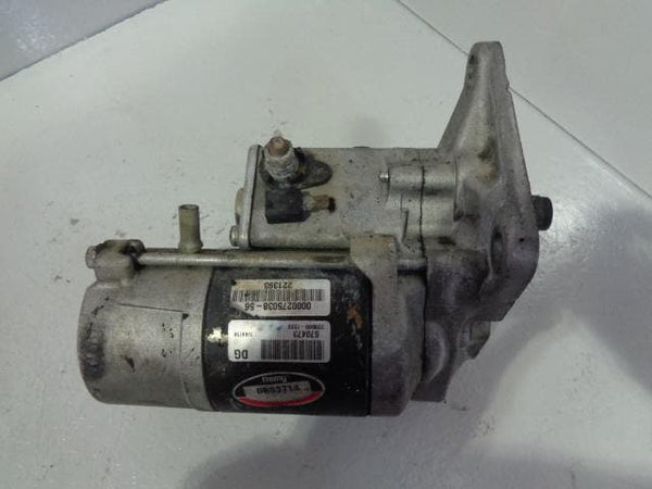 Discovery 2 Starter Motor 2.5 TD5 10p / 15p /16p Land Rover (1998-2004) #P31059