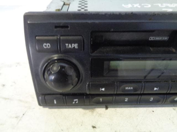Discovery 2 Stereo Head Unit Radio Cassette Player XQD000110PUY Alpine #B03019