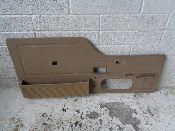 Discovery 2 Tailgate Door Card Sand Adventurer Land Rover (1998-2002) #12029