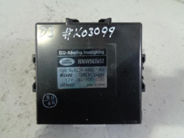 Discovery 3 Adaptive Xenon Headlight Module NNW502652 ECU Land Rover