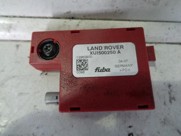2002 - 2009 RANGE ROVER L322 RADIO DECODER ISOLATOR XUI500250