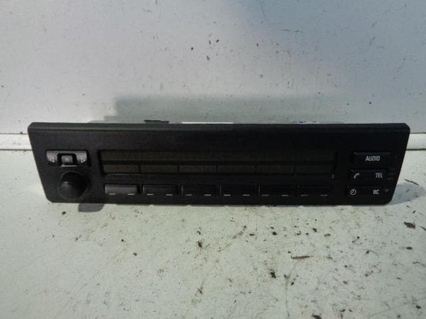 2001 - 06 BMW X5 E53 RADIO STEREO DISPLAY SCREEN HEAD UNIT 65.82- 6914606 #1001