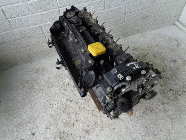 Range Rover TD6 Engine L322 M57 3.0 Diesel With Injector Pump (2002-06) #B15039