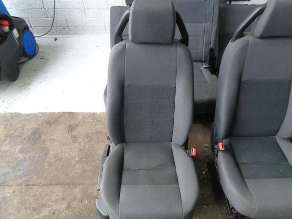 Discovery 3 Seats Full Set Of 7 Grey Cloth Manual Heated (2004 - 2009) #K02019