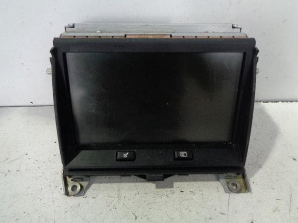 Discovery 3 Sat Nav Screen Land Rover Genuine YIE500090 (2004-2009) #K07029