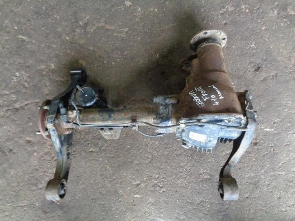 99 - 06 MITSUBISHI SHOGUN 3.2 DI-D FRONT DIFF DIFFERENTIAL XXW 4.100 RATIO #1906