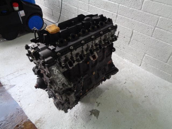 Range Rover TD6 Engine L322 M57 3.0 Diesel With Injector Pump (2002-2006) #11019