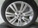 "Range Rover L322 Alloy Wheels 20"" Set Of x5 With Tyres 255/50R20 #B11128"