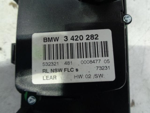 2006 - 2010 BMW X3 E83 HEADLIGHT FOG LIGHT SWITCH 3420282