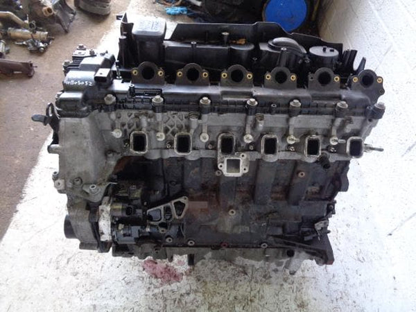 BMW X5 3.0d Engine With Injector Pump M57 Diesel 89K E53 2004 to 2006 B05032
