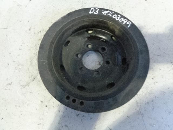 Discovery 3 Crank Shaft Pulley Damper TDV6 2.7 Land Rover 2004 to 2009