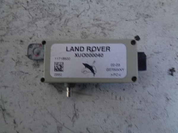 Range Rover L322 Radio Aerial Amplifier XUO000040 2002 to 2009