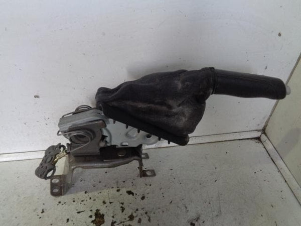 2002 - 2006 RANGE ROVER L322 HAND BRAKE LEVER BLACK LEATHER GAITER #2806