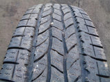 Maxxis Part Worn Tyre 235/70R17 7mm Tread 235 70 17 #K15019C