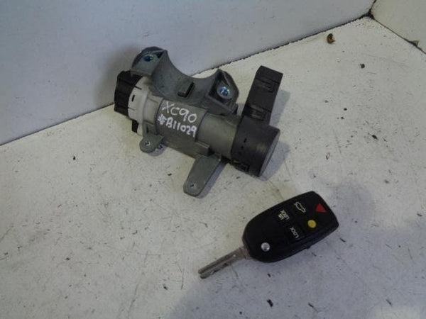 Volvo XC90 Ignition Barrel With Key Genuine (2002-2006) #B11029
