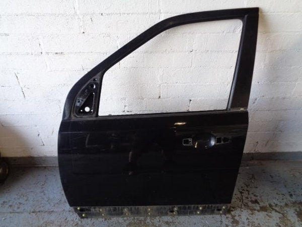 06 - 14 LAND ROVER FREELANDER 2 NEAR SIDE FRONT DOOR IN SUMATRA BLACK 797 #1407