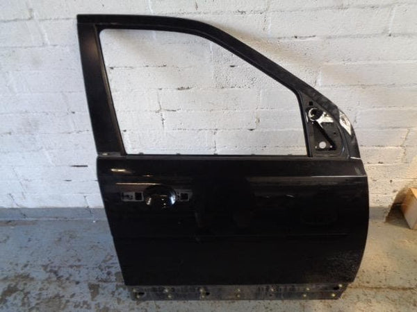 06 - 14 LAND ROVER FREELANDER 2 OFF SIDE FRONT DOOR IN SUMATRA BLACK 797 #1407