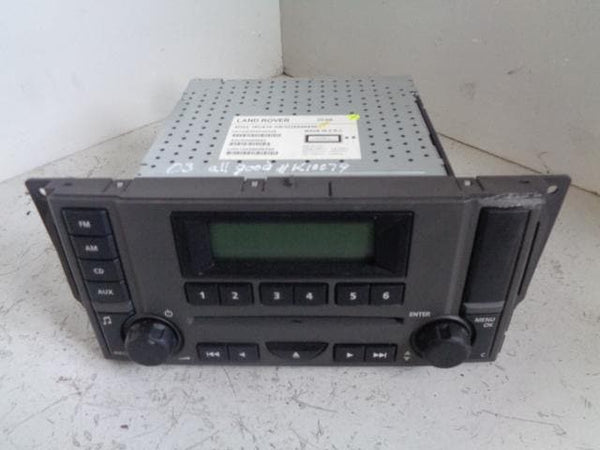 Discovery 3 Radio With CD Player VUX500430 Land Rover 04 to 09 K10079
