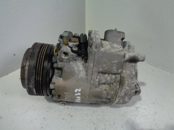 BMW X5 Air Con Compressor 64.52-6 918 000 A/C 3.0d E53 2004 to 2006