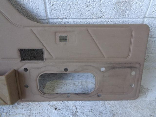 Discovery 2 Tailgate Door Card Sand Land Rover (1998-2002) #P18039 XXX
