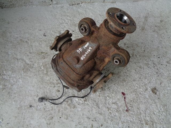 2005 - 2009 RANGE ROVER SPORT L320 OFF SIDE REAR BRAKE CALIPER IN RED