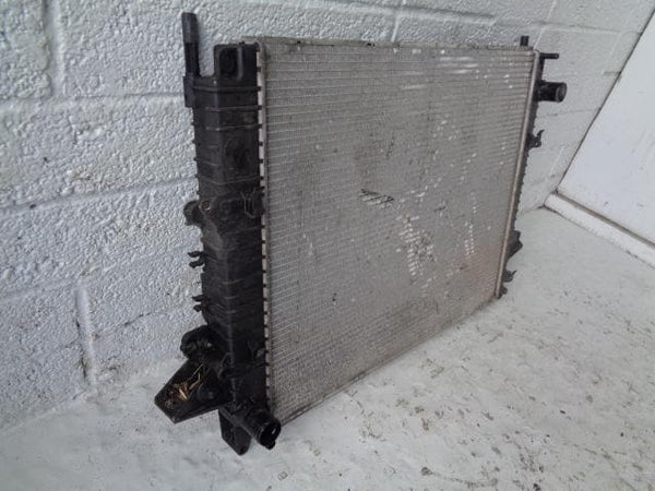 Discovery 3 Radiator Engine Cooling PCC500102 Manual TDV6 Land Rover 04 to 09