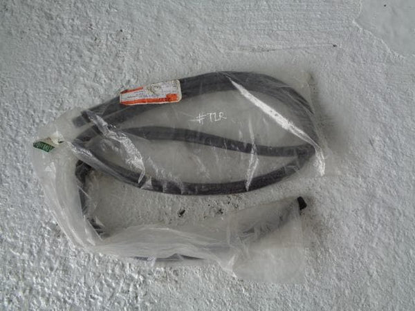 Defender Rubber Door Seal Near Side Front Land Rover LR044308 1990 to 2006 TLR