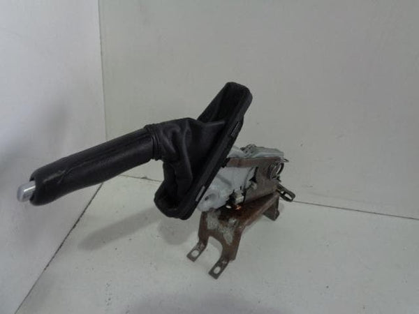 2002 - 2006 RANGE ROVER L322 HAND BRAKE LEVER BLACK LEATHER GAITER
