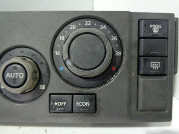 Discovery 3 Heater Control Panel JFC000617WUX Land Rover (2004-2009) #08118