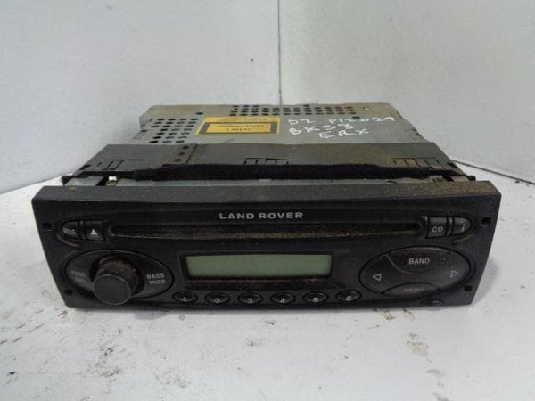 Discovery 2 Stereo Radio CD Player Head Unit Land Rover (1998-2004) #P12029