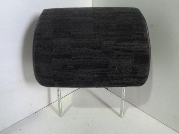 1998 - 2004 LAND ROVER DISCOVERY 2 CLOTH HEADREST IN BLACK LEATHER EFFECT BACK