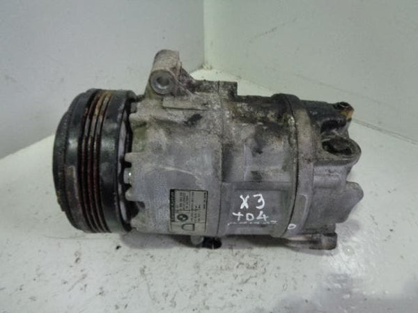 BMW X3 Air Con Compressor 64 52 6 905 643 E83 2.0d 2003 to 2006 B12020