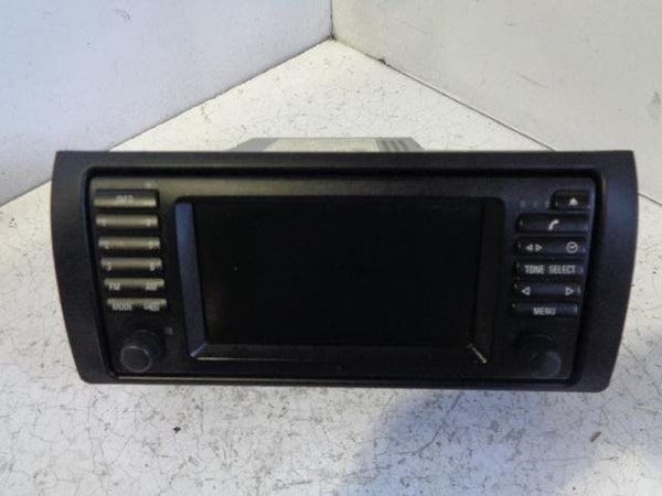 BMW X5 Alpine GPS Navigation Screen E53 65.52-6 923 877  #B21039 XXX