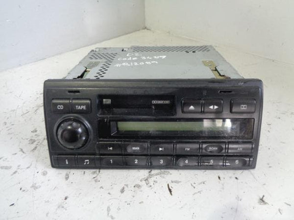 Discovery 2 Stereo Head Unit Radio Cassette Player XQD000110PUY Alpine XXX