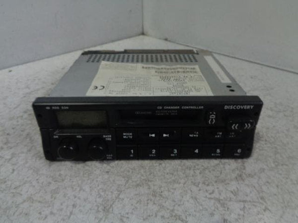 Discovery 2 Stereo Head Unit Radio Cassette Player AMR 5505 Philips Land Rover
