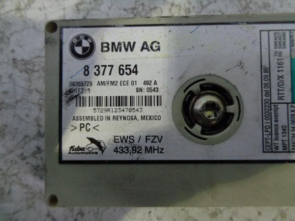 BMW X5 Amplifier Booster Module 8377654 (2001-2006) #B21039