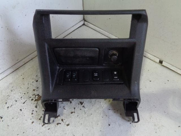 1999 - 2006 MITSUBISHI SHOGUN MK3 LOWER CENTRE CONSOLE DIFF LOCK SWITCH #0907