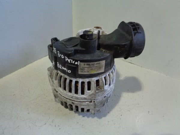 BMW X5 Alternator 3.0i Petrol M54 E53 0 986 041 810 2000 to 2004