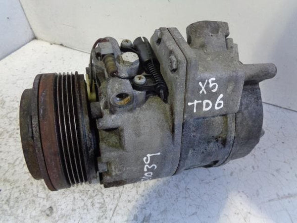 BMW X5 Air Con Compressor 3.0d E53 64.52-6 918 000 (2001-2004) #B21039