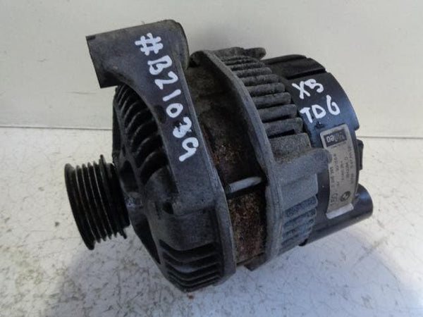 BMW X5 Alternator Assembly M57 3.0d E53 (2001-2004) #B21039