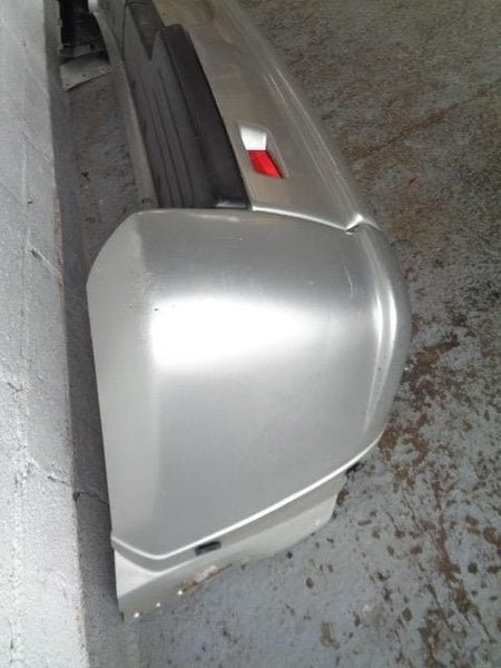 2001 - 2008 JEEP CHEROKEE KJ REAR BUMPER IN BRIGHT SILVER METALLIC #3207