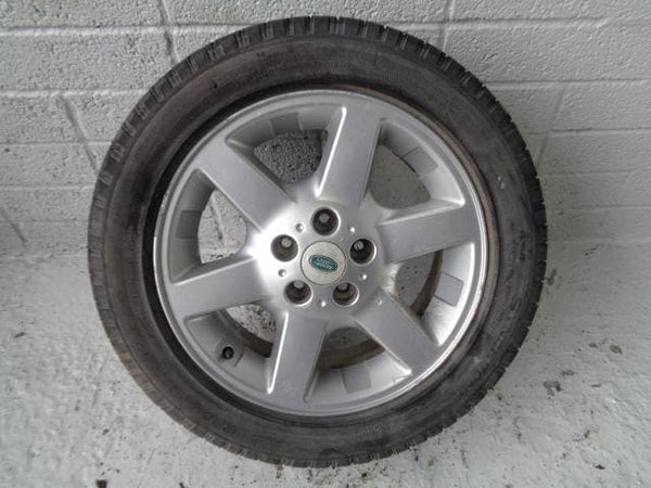 "Freelander 1 Alloy Wheel And Tyre 17"" Land Rover 225/55R17 (2001 24019A XXX"
