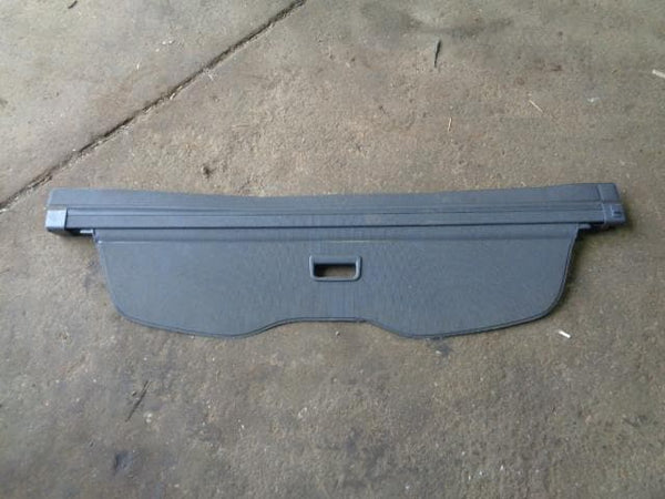 2002 - 2010 VOLKSWAGEN VW TOUAREG 7L LOAD COVER GREY PARCEL SHELF #1804