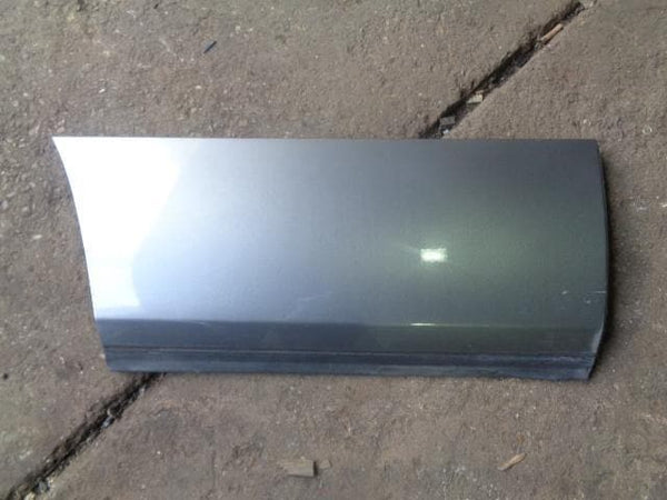 05 - 2010 RANGE ROVER L322 OFF SIDE REAR DOOR MOULDING STORNOWAY GREY #11098
